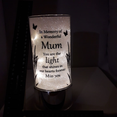 Thoughts of you MEMORIAL TUBE LIGHT - MUM