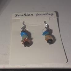Chakra Crystal Earrings