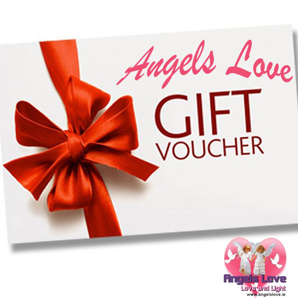 Angels Love Gift Voucher
