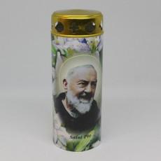 Saint Pio Candle