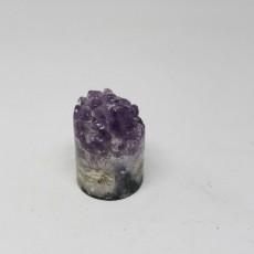 Amethyst Cylinder
