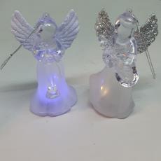 Christmas Tree Light Up Angels