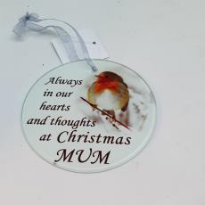 Christmas Tree Hanger Mum
