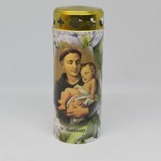 Saint Anthony Candle