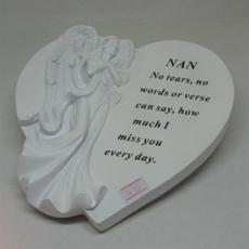 Nan Grave Heart