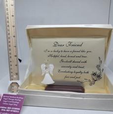 Dear Friend Plaque In Presentation Case